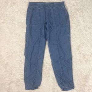 Old Navy Soft Chambray Jogger (XS)